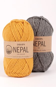 DROPS Nepal Uni Colour