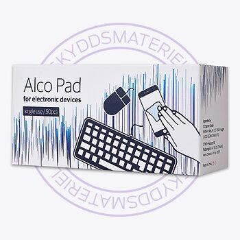 Alcopad 6x5cm - 50-pack