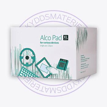 Alcopad XL 12x15cm - 25-pack
