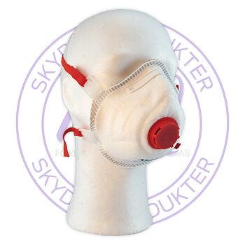 Skyddsmask FFP3 Meixin
