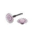 Sof-Lex® Diamant Polerings spiralhjul, Rosa15st.
