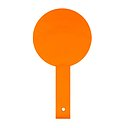 Ljusskyddsspade Cure Shield Orange
