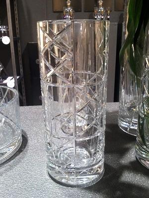 Explicit Checks Vase Medium
