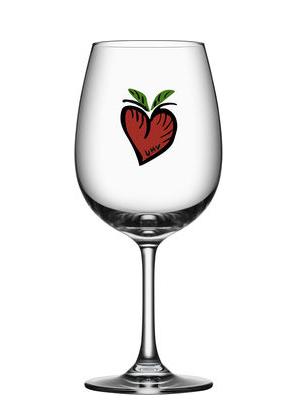Friendship Wine - Hearts