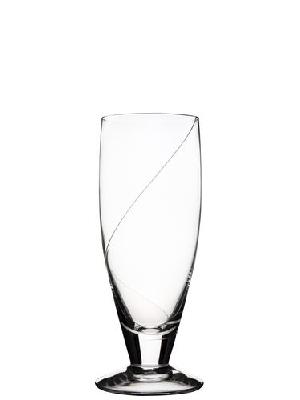 Line Öl - Kosta Boda Ölglas