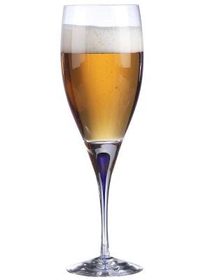 Intermezzo Blå Öl/Rödvin 33 Cl - Orrefors Ölglas