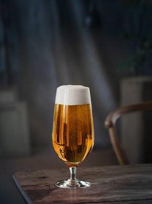 Beer Lager 4-pack Beer Glass