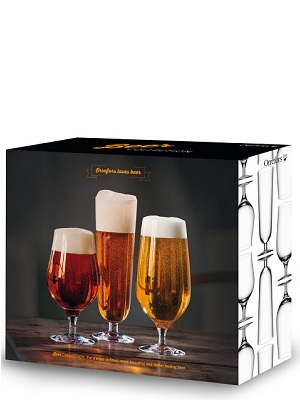 Beer Collection 3-pack Beer Glass