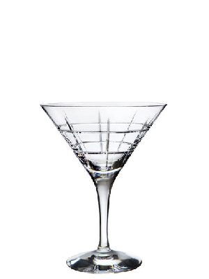 Street Martini Glass - Orrefors