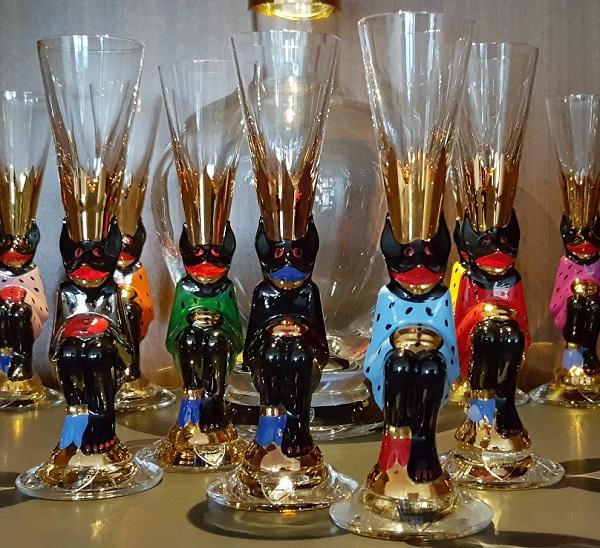 Nobel Devil Glasses