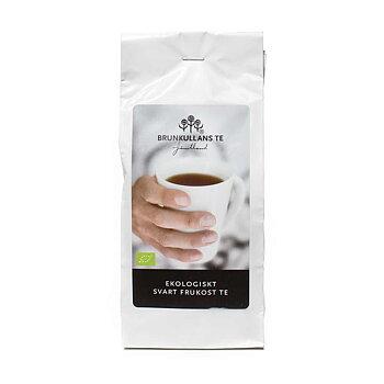 Brunkullan svart frukost te