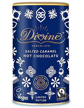 Divine drickchoklad Salted Caramel 300 g