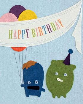 Good Paper Monster Birthday
