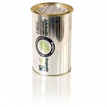 Africafe ekologiskt snabbkaffe i plåtburk 250 g