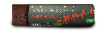 Zotter drickchoklad Chili Bird's Eye 22 g