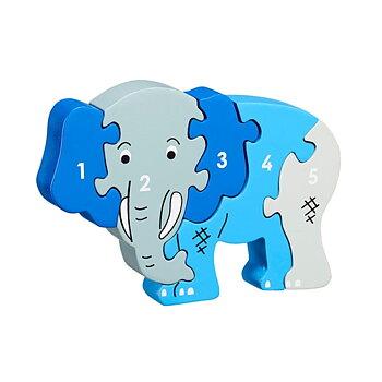 Pussel elefant 1-5 Lanka Kade