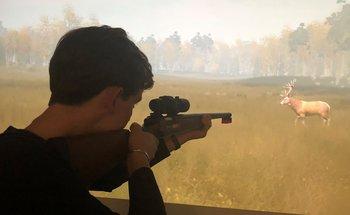 SimWay Hunt @Home - Komplett simulator med eget vapen