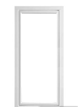 Fönsterdörr 3-glas - PVC utåtgående- U-värde 0,96