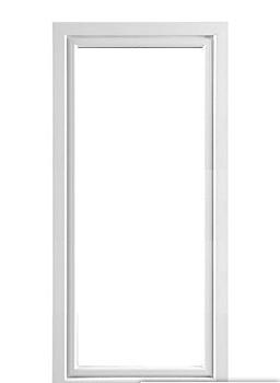 Fönsterdörr 3-glas med tilt - PVC inåtgående - U-värde 0,96