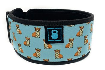 2POOD WINSTON THE CORGI STRAIGHT BELT