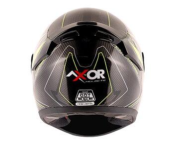 MC motorcykel integralhjälm Warfare Carbon