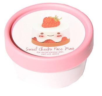 Ansiktsmask - Sweet Cheeks