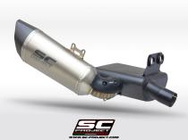 SC1-R Muffler Titan