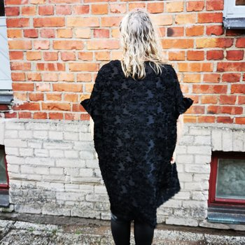Gozzip kläder - Tunika - Fest - svart