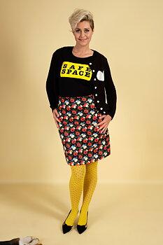 Margot danska kläder -  Kjol 21 - Bumble