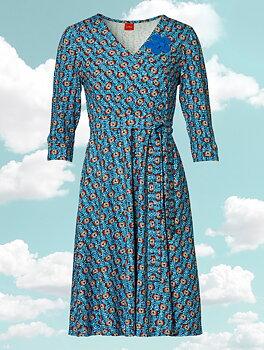 Du Milde - klänning -Marleys Scandinavian Blue