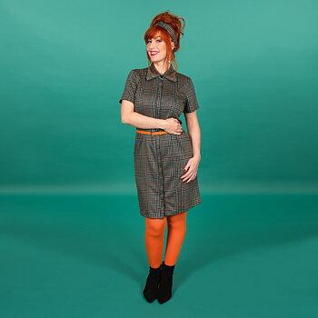 Margot - klänning Char Lottery