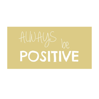 Magnet - Always be positive