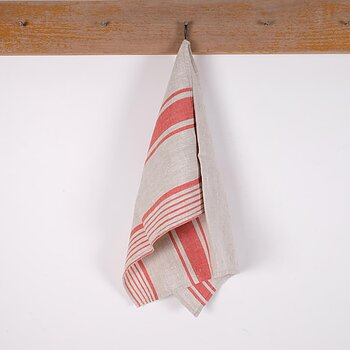 Village red - Kitchen towel
