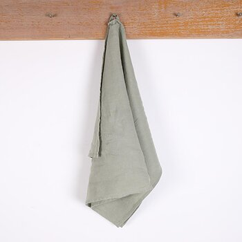Green pale - Kitchen towel