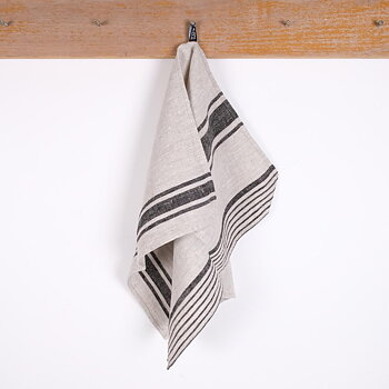 Village black - Kitchen towel