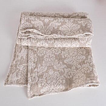 Fantasy - linen blanket