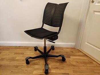 Office chair, HÅG Conventio W 9822