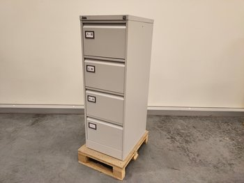 Hanging file cabinet from Silverline
