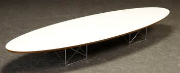 Coffee table, Vitra Elliptical ETR Surfboard 226 cm - Charles & Ray Eames