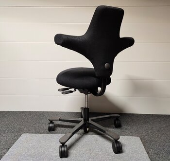 Office chair, HÅG 8116 with button seat