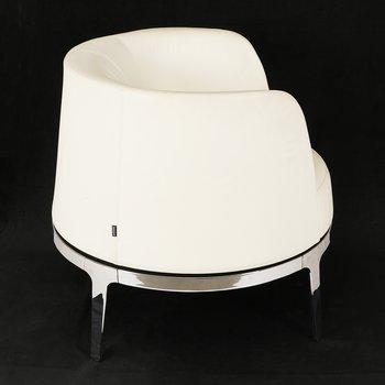 Swivel armchair, Materia Omni - Design Carl Öjerstam