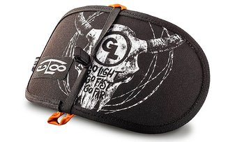 Bison Skull Goggle Case - Giant Loop