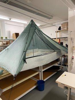Sarek gear The Mid. Full inner tent - Double Zip - Dyneema® floor