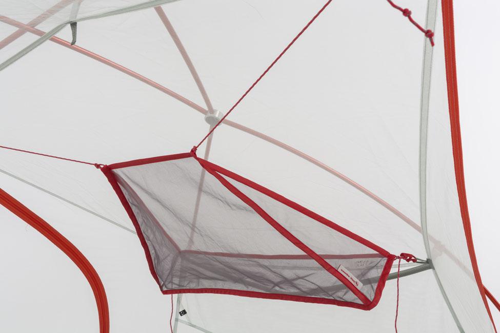 Nano Mosquito Pyramid Net Single myggnät Myggnät Tält