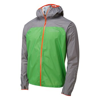 The OMM Halo Jacket rain jacket