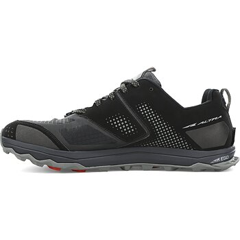 Altra Lone Peak 5-M DARK SLATE/RED