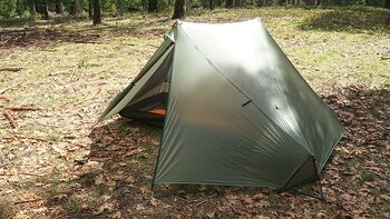 Tarptent Stratospire 1 with mesh innertent 2021