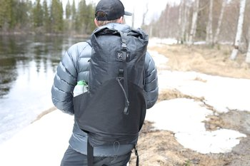 Sarek - Illforsen 40L backpack Dyneema 2.92oz