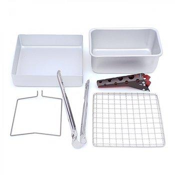 Firebox Billy Pot Baking Kit - 3 Quart (16 cm)