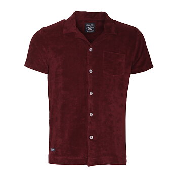 Shirt Ted Wine Red